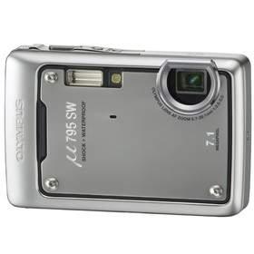 Kamera Digital Pocket Olympus Mju 795SW