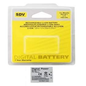 Baterai Kamera SDV NP-1