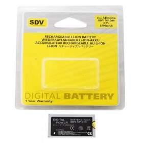 Baterai Kamera SDV NP-200