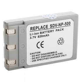 Baterai Kamera SDV NP-500