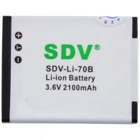 Baterai Kamera SDV Li-70B