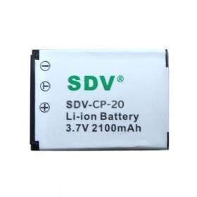 Baterai Kamera SDV CP-20