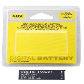 Baterai Kamera SDV CP-50