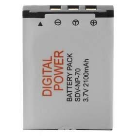 Baterai Kamera SDV CP-70