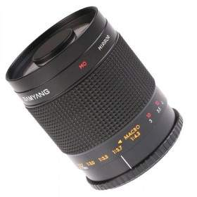 Samyang 500mm MC IF f/8.0 Mirror Lens