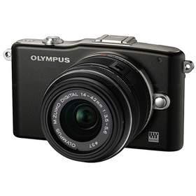 Mirrorless Olympus PEN Mini E-PM1 Kit