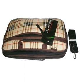 Tas Laptop ULTIMATE Double Burberry
