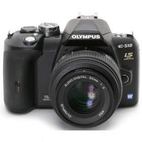 DSLR Olympus E-510 Kit