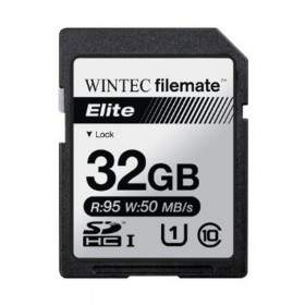 Wintec UHS-I Elite SDHC/SDHXC 32GB