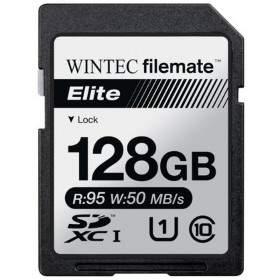 Memory Card / Kartu Memori Wintec UHS-I Elite SDHC / SDHXC 128GB