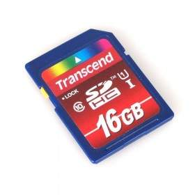 Transcend Ultimate microSDHC UHS-I 600x 32GB