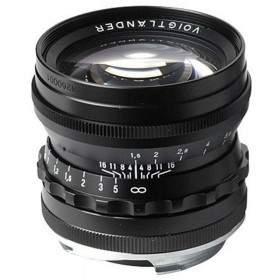 Lensa Kamera Voigtlander 50mm f / 1.5 Asperichal