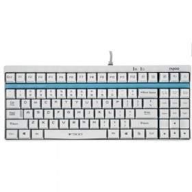 Keyboard Komputer rapoo V500