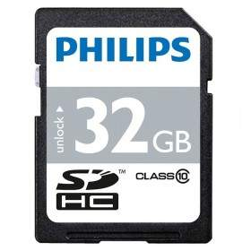 Memory Card / Kartu Memori Philips SDHC Class 10 32GB
