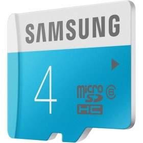 Memory Card / Kartu Memori Samsung microSDHC 4GB Class 6