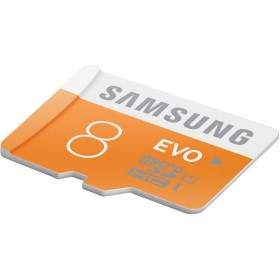 Kartu Memori Samsung microSDHC EVO 8GB Class 10