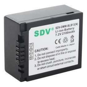 Baterai Kamera SDV BLB-13E-N