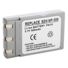 Baterai Kamera SDV LB-4