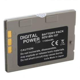 Baterai Kamera SDV JVC-200