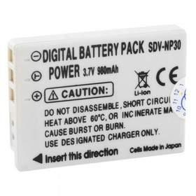 Baterai Kamera SDV NP-30
