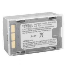 Baterai Kamera SDV JVC-312