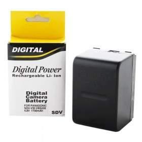 Baterai Kamera SDV VBS-20E