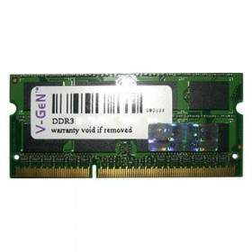 Memory RAM Komputer V-Gen 2GB DDR3 PC12800 SO-DIMM