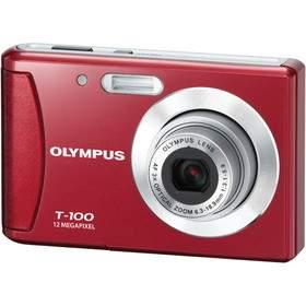 Kamera Digital Pocket Olympus T-100