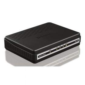 Router WiFi Wireless D-Link DSL-526E
