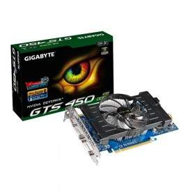 GPU / VGA Card Gigabyte GeForce GTS450 GV-N450D3-1Gl 1GB DDR3