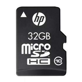HP microSDHC 32GB Class 10