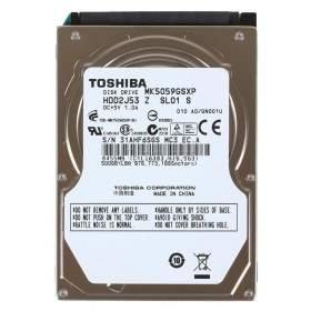 Toshiba MK5059GSXP 500GB