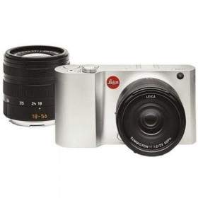 Mirrorless LEICA T Kit 23mm + 18-56mm
