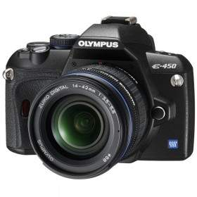 DSLR & Mirrorless Olympus E-450 Kit 14-42mm