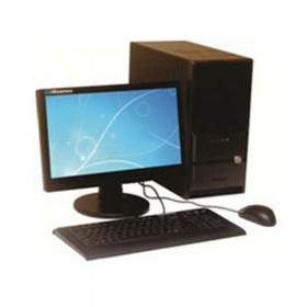 Desktop PC Wearnes Premiere 8410L | Dual Core E7500 | 250GB