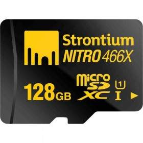 Memory Card / Kartu Memori Strontium Nitro 466X microSDXC SRN128GTFU1 128GB