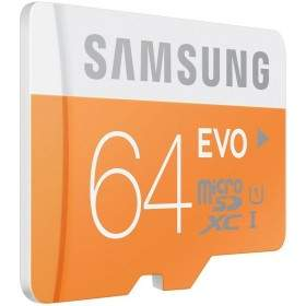 Samsung microSDHC EVO OEM64GB01 64GB