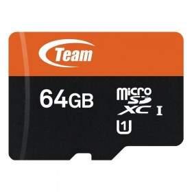 Memory Card / Kartu Memori Team microSDHC UHS-1 64GB