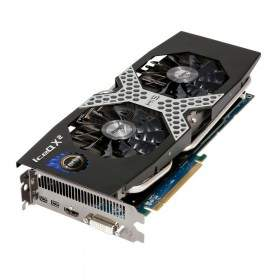 GPU / VGA Card HIS R9 280X iPower IceQ X² Turbo 3GB GDDR5