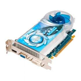 GPU Graphic card HIS HD 6570 2GB DDR3 128-bit
