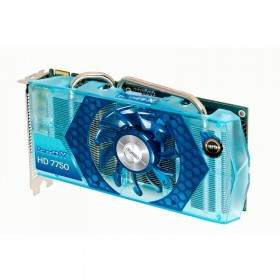 GPU / VGA Card HIS HD 7750 IceQ X Turbo 1GB GDDR5