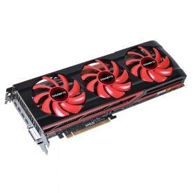 GPU / VGA Card Gigabyte Radeon HD7990 GV-R799D5-6GD-B 6GB GDDR5