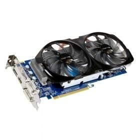 GPU / VGA Card Gigabyte Radeon HD7790 GV-R779OC-2GD 2GB GDDR5