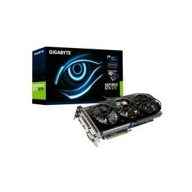 GPU / VGA Card Gigabyte GeForce GTX670 GV-N670OC-4GD 4GB GDDR5