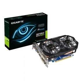GPU / VGA Card Gigabyte GeForce GTX650-Ti GV-N65TOC-2GI 2GB GDDR5