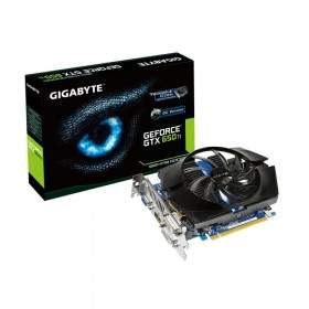 GPU Graphic card Gigabyte GeForce GTX650-Ti GV-N65TOC-1GI 1GB GDDR5