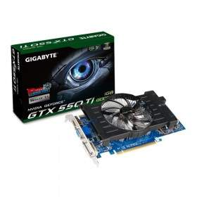 GPU Graphic card Gigabyte GeForce GTX550-Ti GV-N550D5-1GI 1GB GDDR5