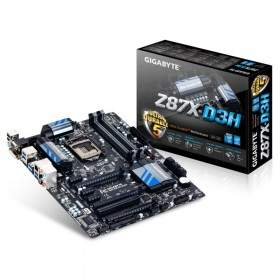 Motherboard Gigabyte GA-Z87X-D3H