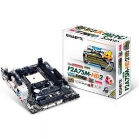 Motherboard Gigabyte GA-F2A75M-HD2