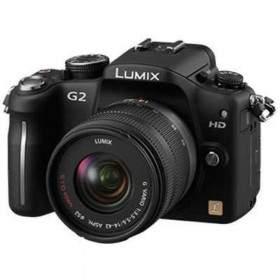 Mirrorless Panasonic Lumix DMC-G2 Kit